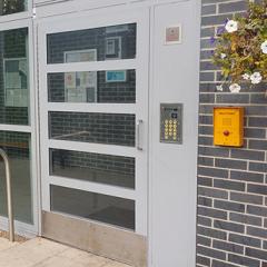 COMMUNAL ENTRANCE DOOR SETS SECURED BY DESIGN LPS1175 SR2 AND PAS24
